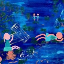 Blue 8 (picnic 3)