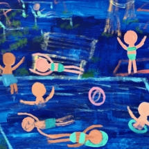 Blue 7 (pool 1)