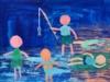 Blue 3 (Fishing)